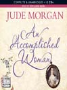 An Accomplished Woman (MP3)